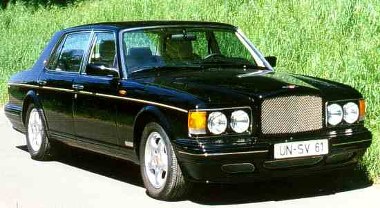 Bentley Turbo RT photo 03