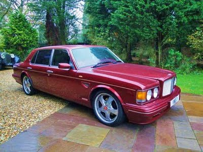 Bentley Turbo RT photo 06