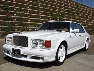 Bentley Turbo RT photo 08