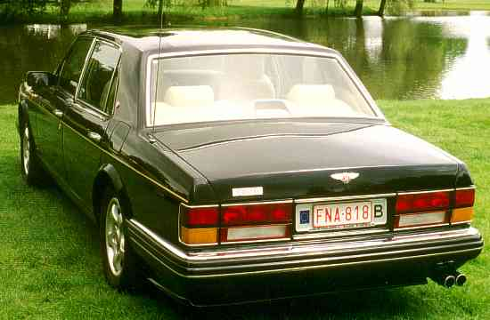 Bentley Turbo RT photo 10