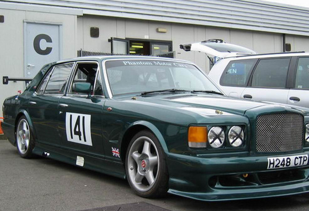 Bentley Turbo RT photo 11