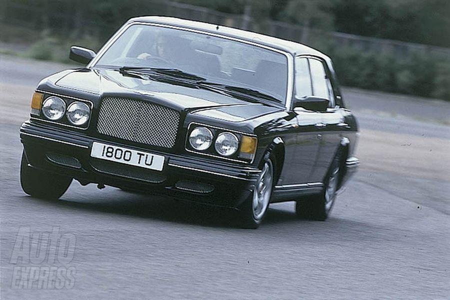 Bentley Turbo RT photo 14