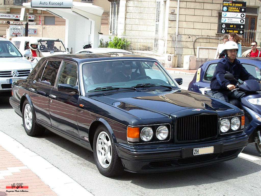Bentley Turbo RT photo 15