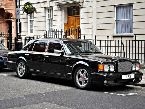 Bentley Turbo RT photo 17