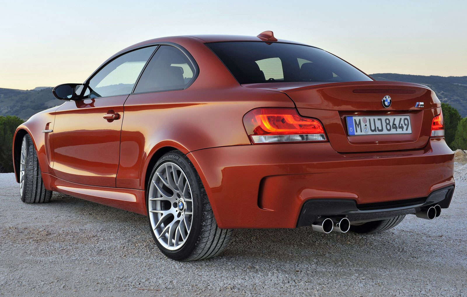 BMW 123d Coupé photo 06