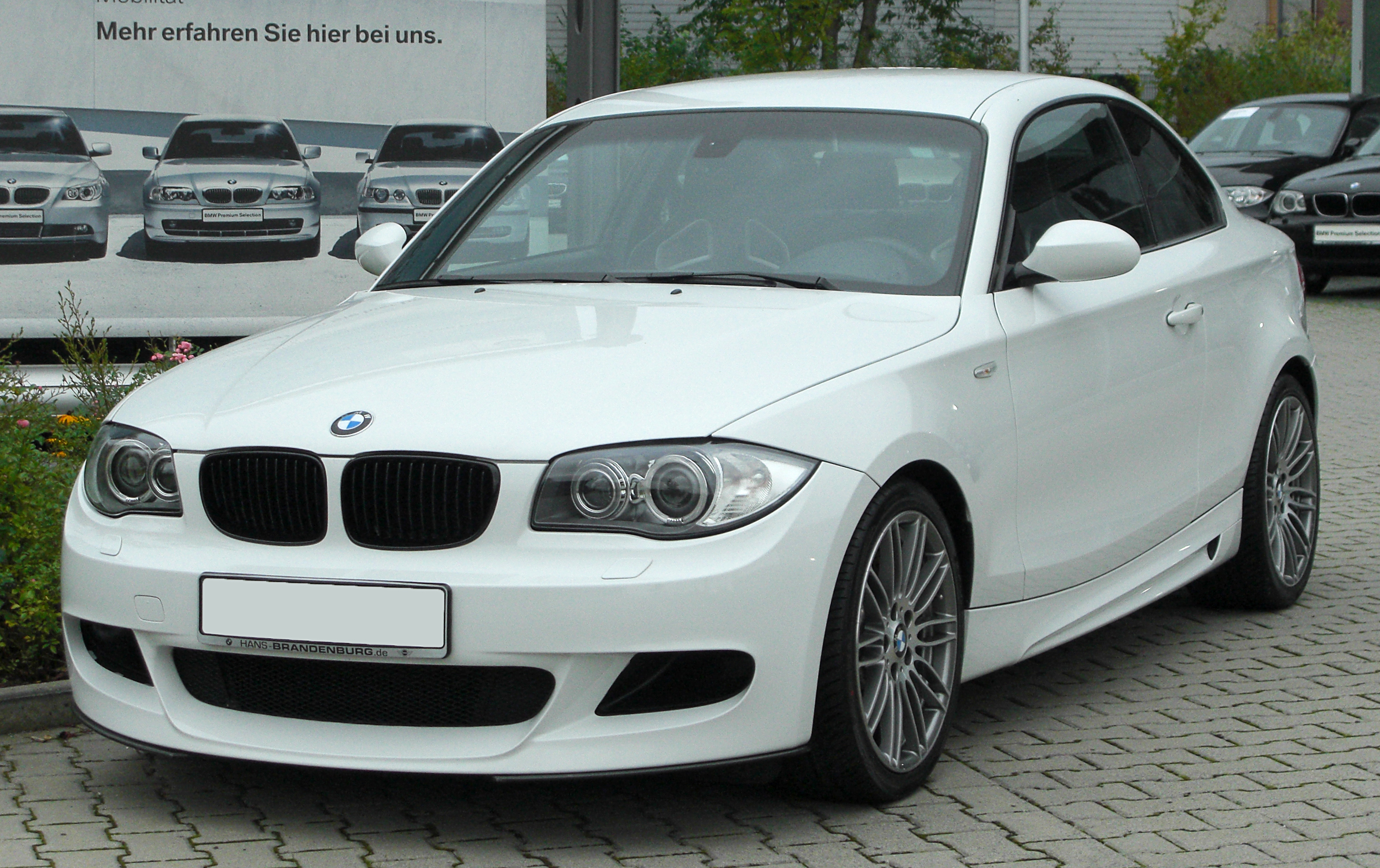 BMW 123d Coupé photo 08