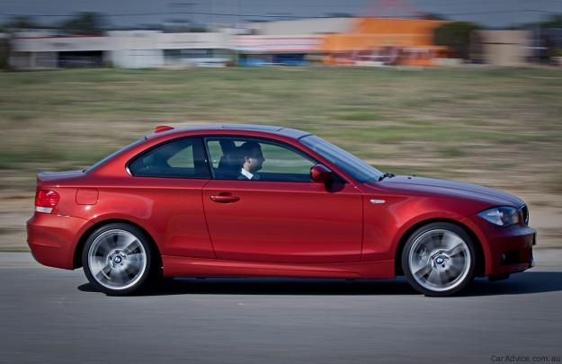 BMW 123d Coupé photo 11