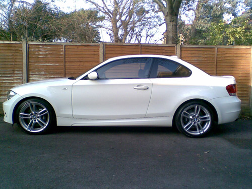 BMW 135i Coupé photo 01