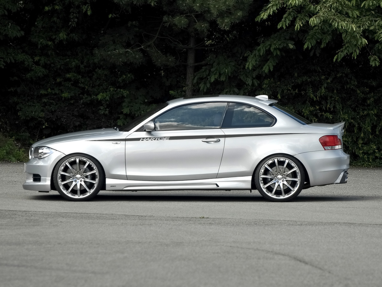 BMW 135i Coupé photo 09