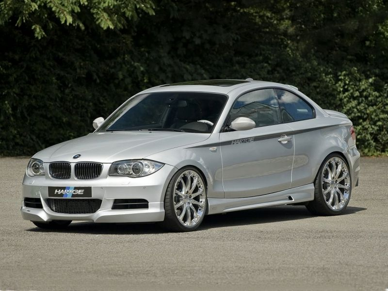 BMW 135i Coupé photo 12