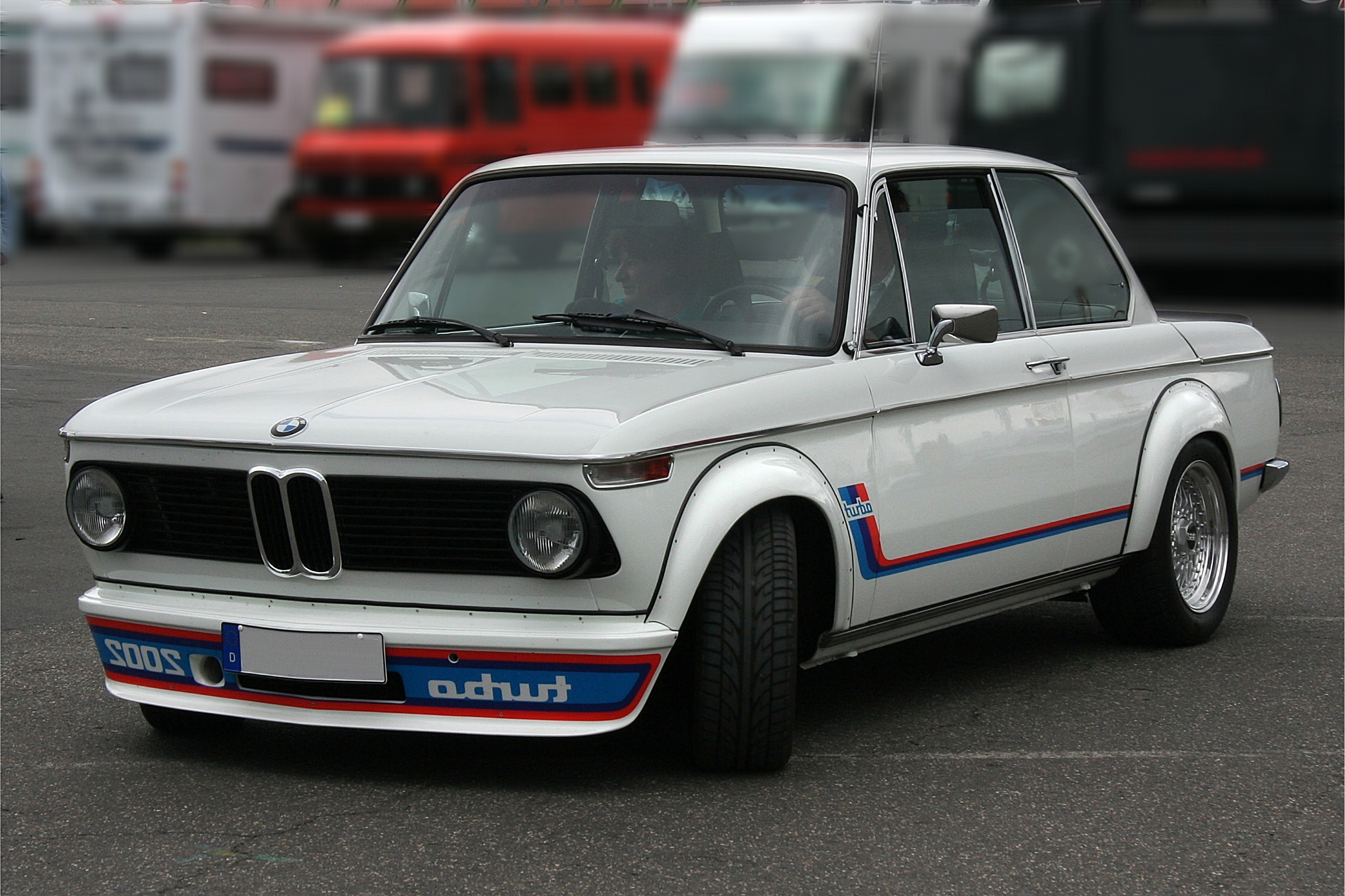 BMW 2002 turbo photo 01