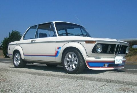 BMW 2002 turbo photo 06