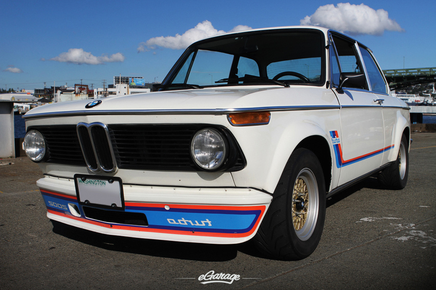 BMW 2002 turbo photo 08