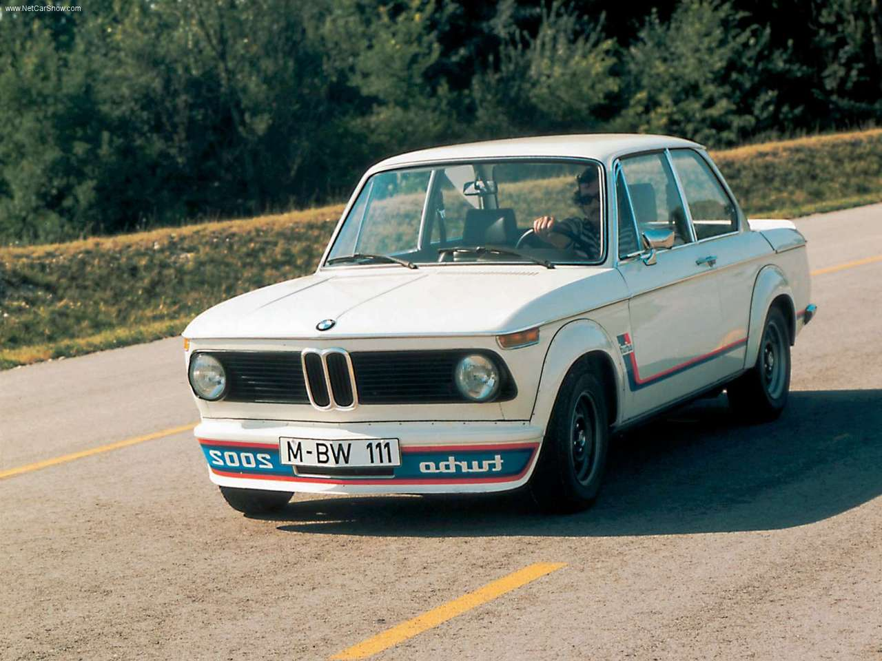 BMW 2002 turbo photo 09