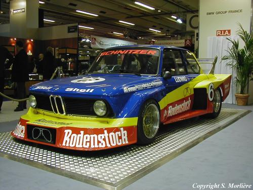 BMW 2002 turbo photo 12