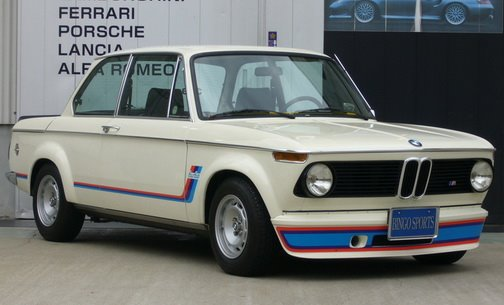 BMW 2002 turbo photo 13
