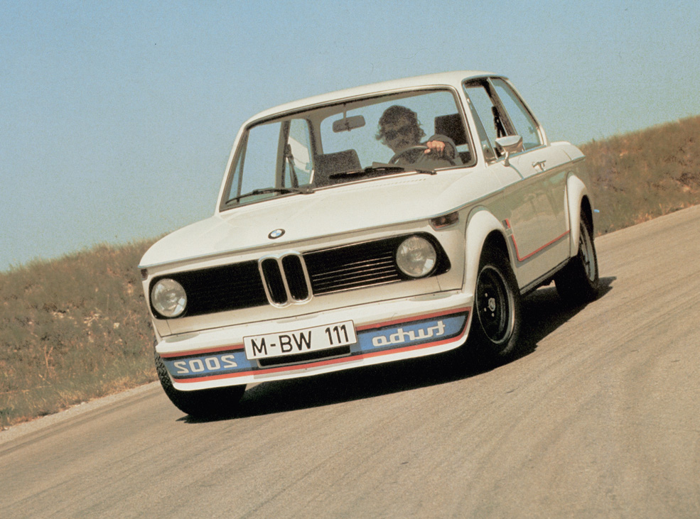 BMW 2002 turbo photo 15