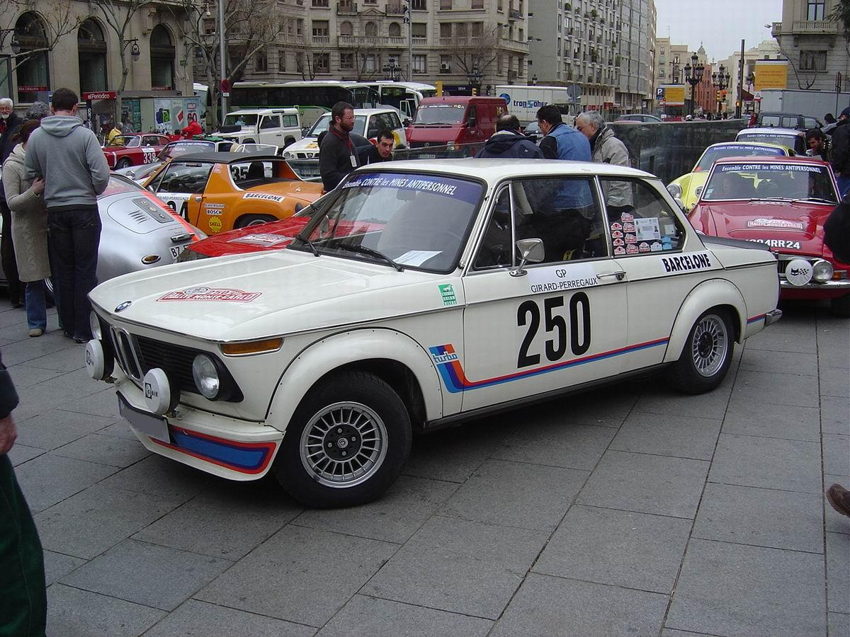 BMW 2002 turbo photo 17