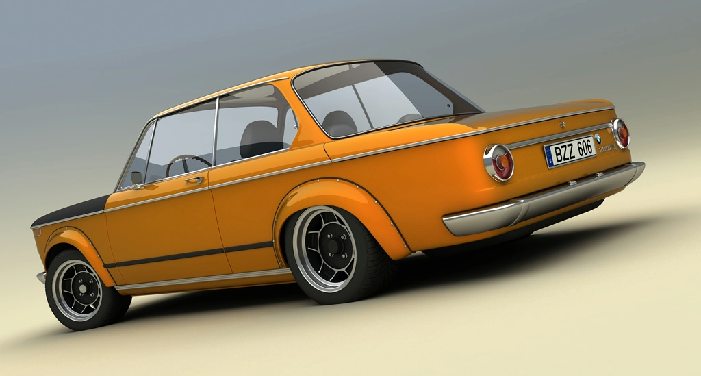 BMW 2002ti photo 08