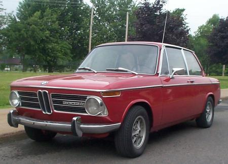BMW 2002ti photo 09