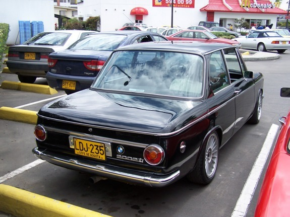 BMW 2002ti photo 10