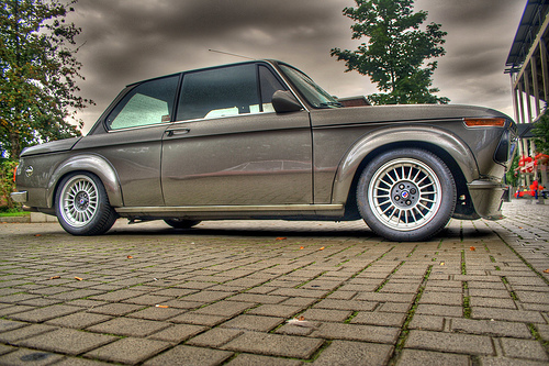 BMW 2002ti photo 13