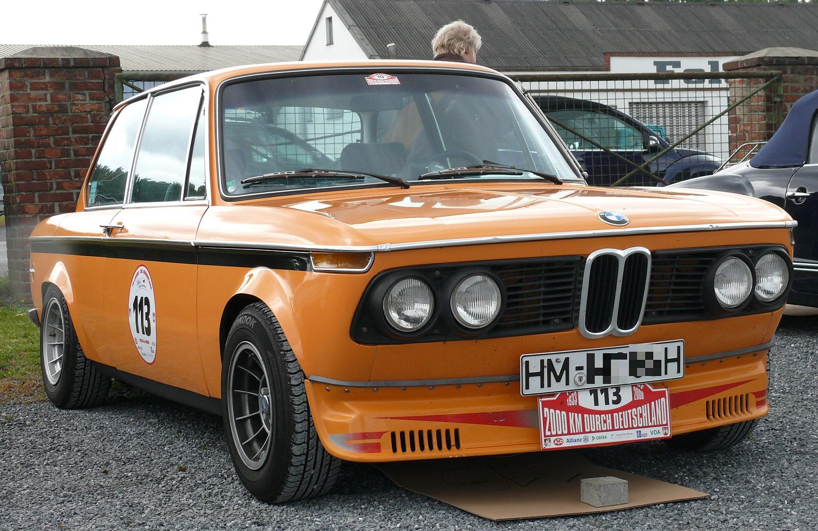 BMW 2002ti photo 14