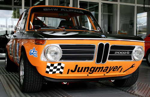 BMW 2002ti photo 16