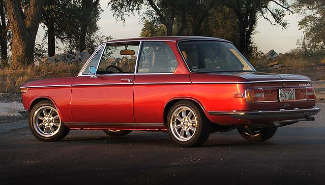 BMW 2002ti photo 18