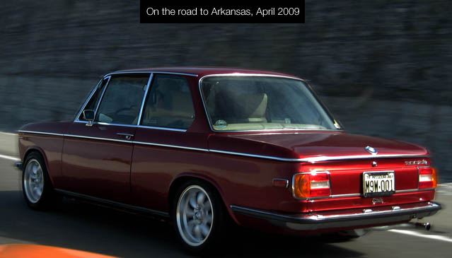 BMW 2002ti photo 19
