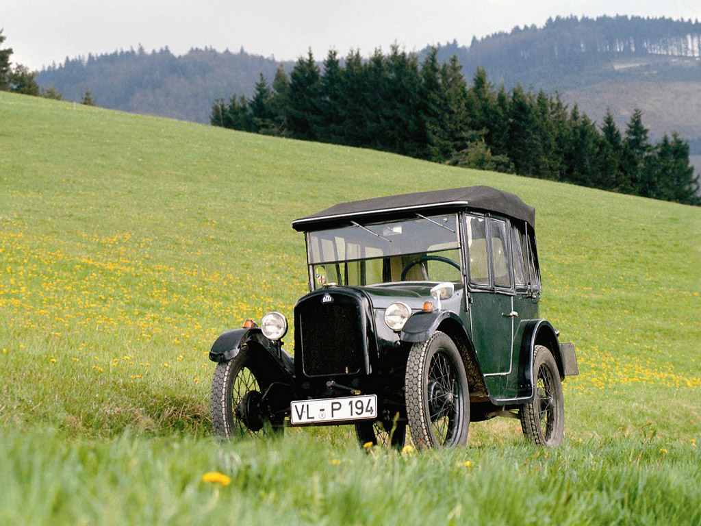 BMW 3/15 PS Dixi photo 02