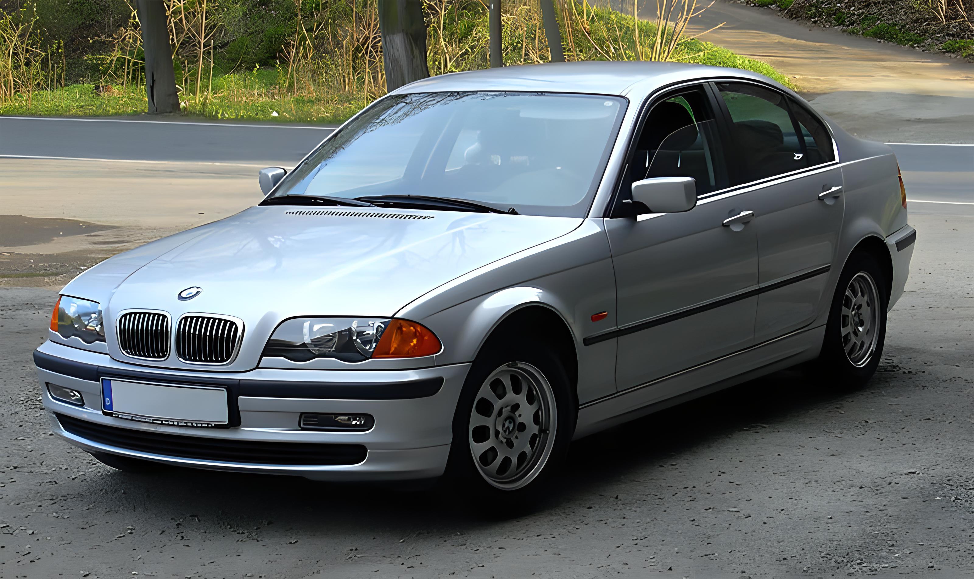 BMW 320 technical details, history, photos on Better Parts LTD