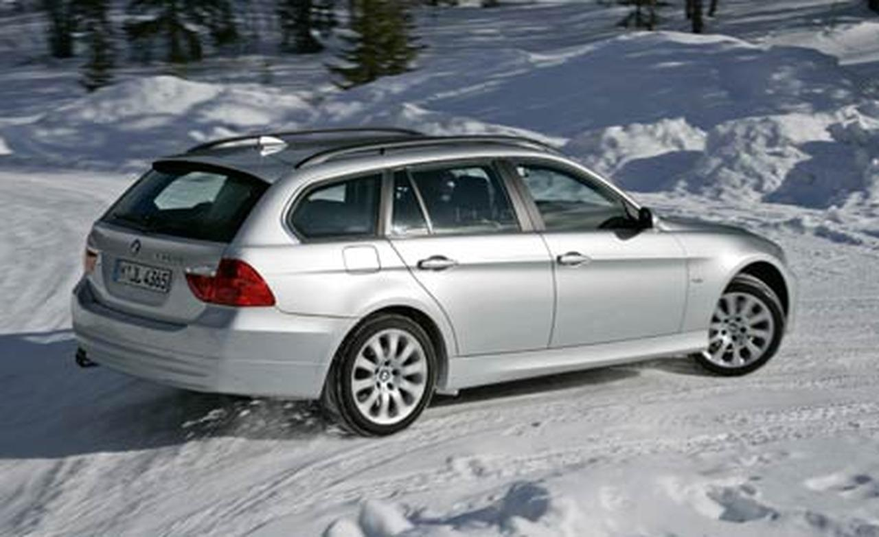 2006 Bmw 325xi Station Wagon The Wagon