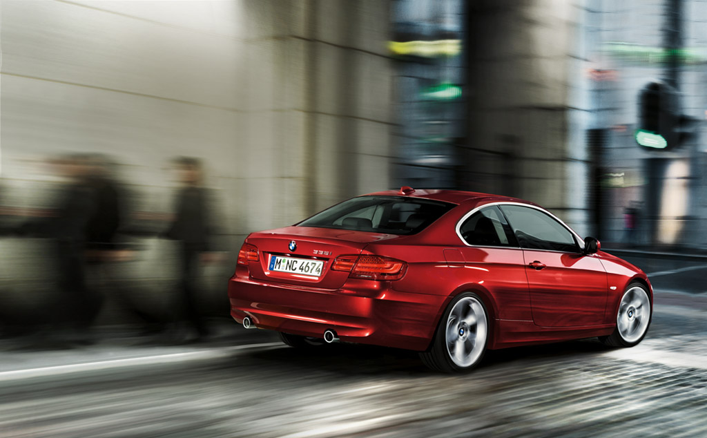 BMW 3er Coupe photo 01