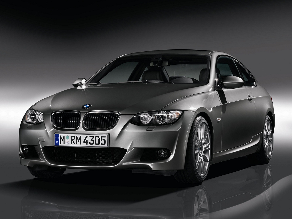 BMW 3er Coupe photo 03