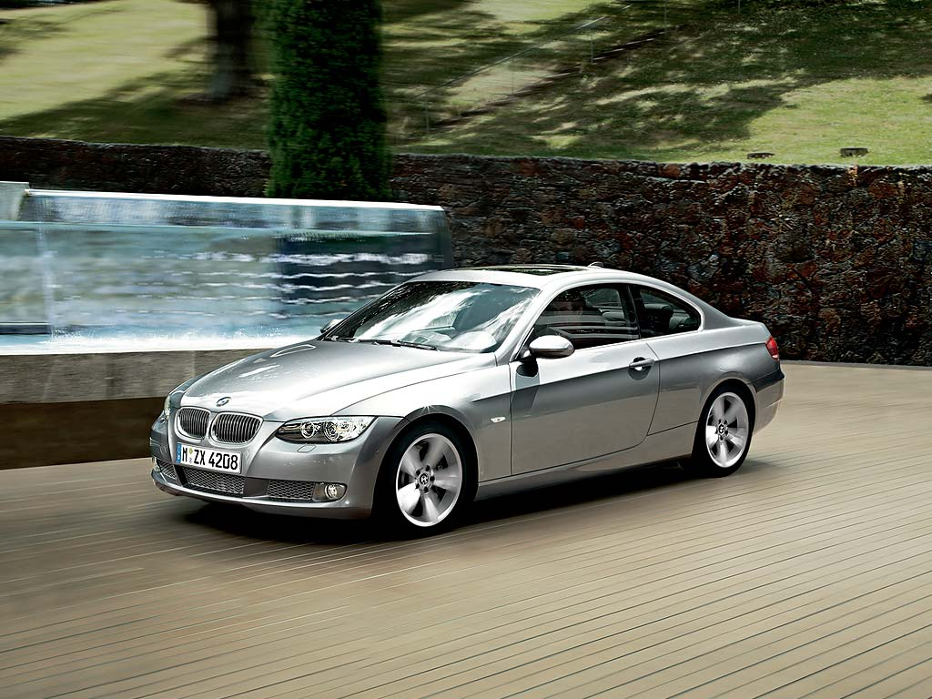 BMW 3er Coupe photo 04