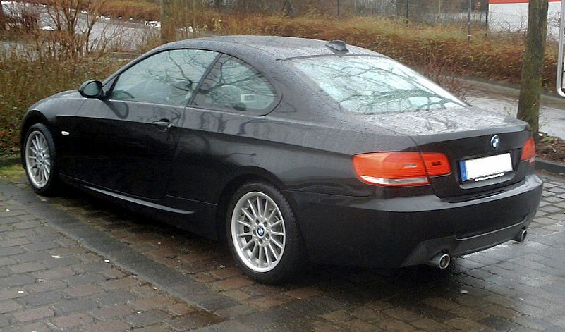 BMW 3er Coupe photo 05