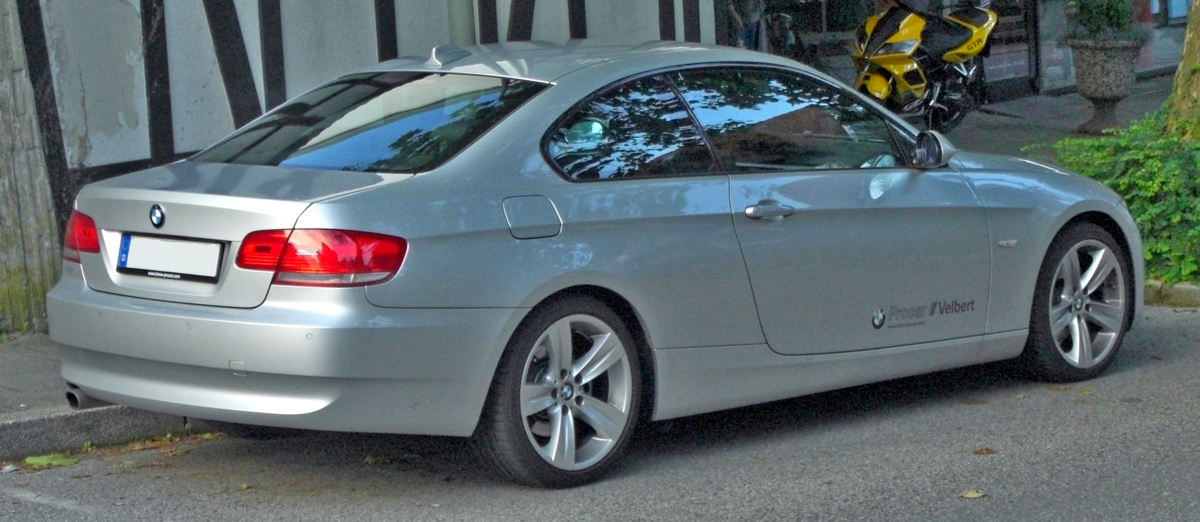 BMW 3er Coupe photo 06