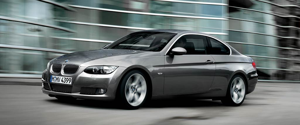 BMW 3er Coupe photo 07