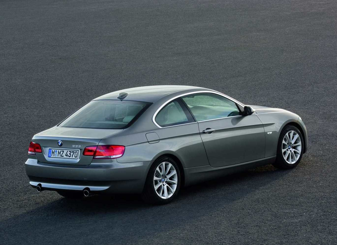 BMW 3er Coupe photo 11