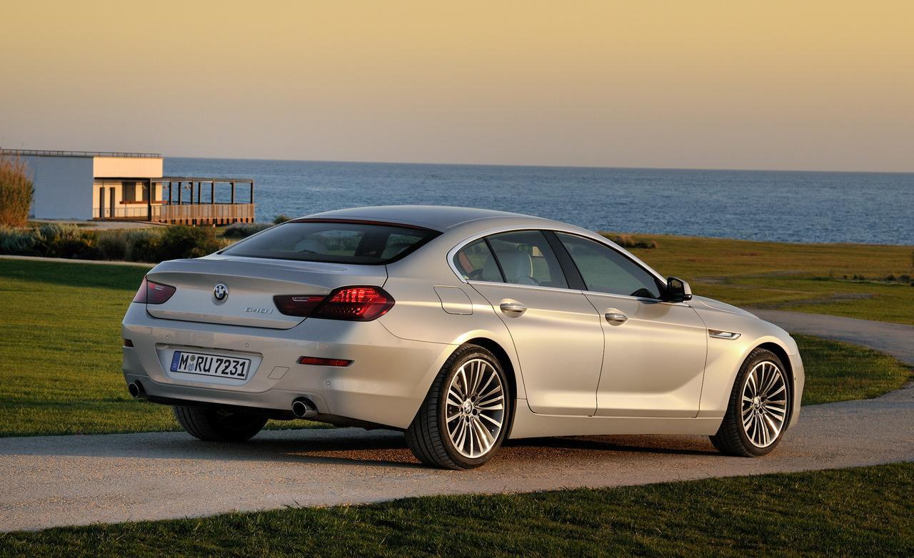 BMW 640i image #13