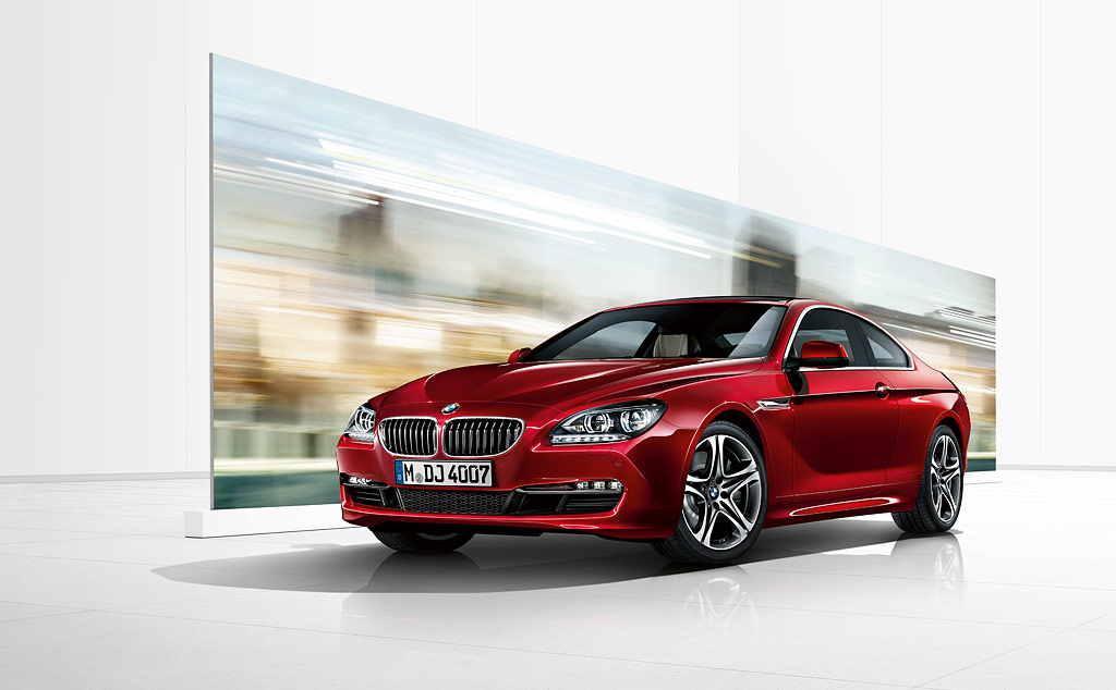 BMW 6er Coupe image #6
