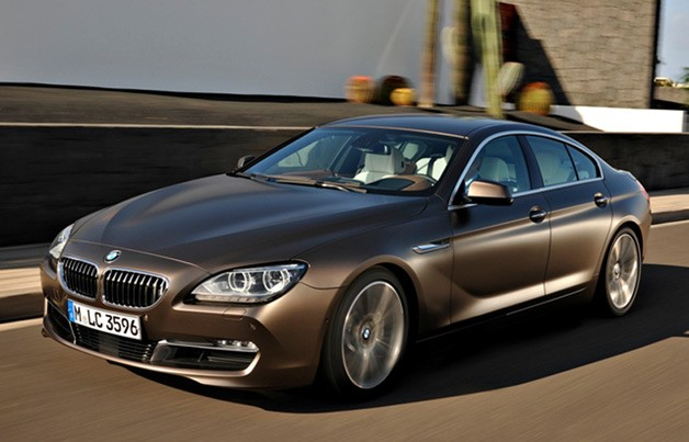 BMW 6er Coupe image #9