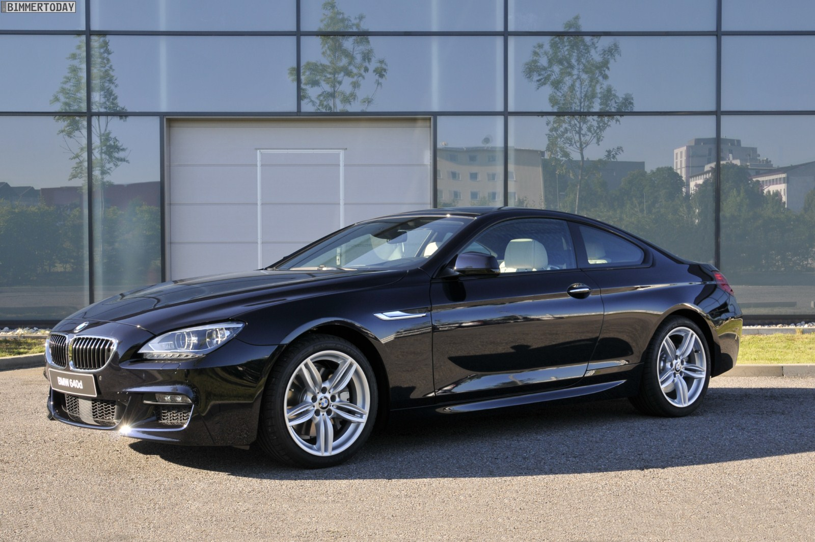 BMW 6er Coupe photo 11