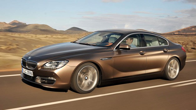 BMW 6er Gran Coupe photo 02