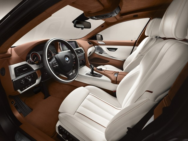 BMW 6er Gran Coupe photo 03