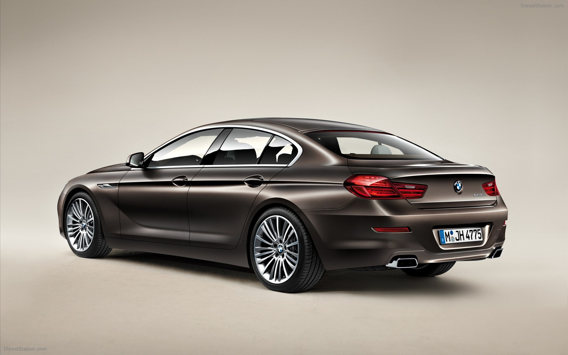 BMW 6er Gran Coupe photo 04