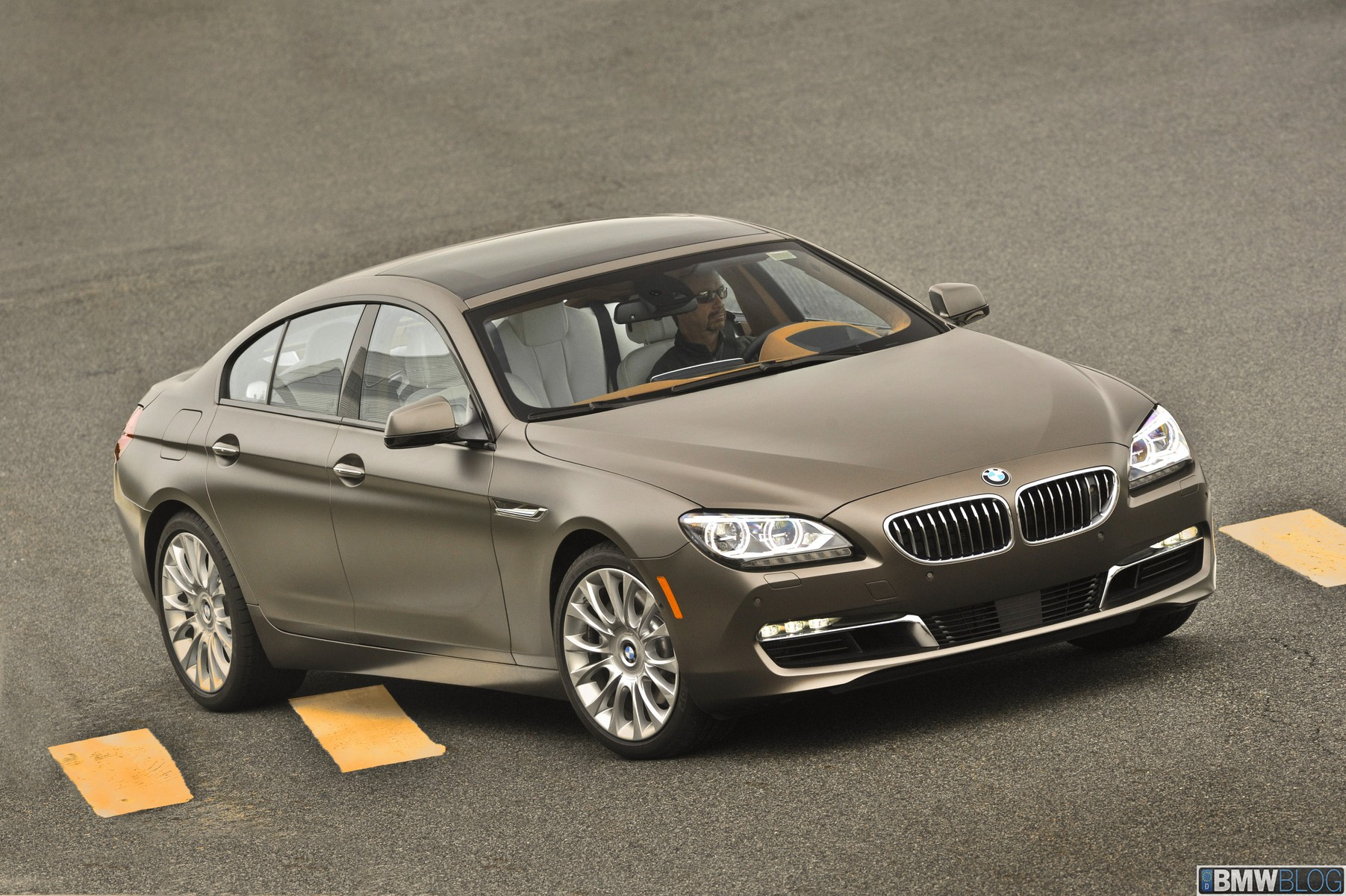 BMW 6er Gran Coupe photo 07