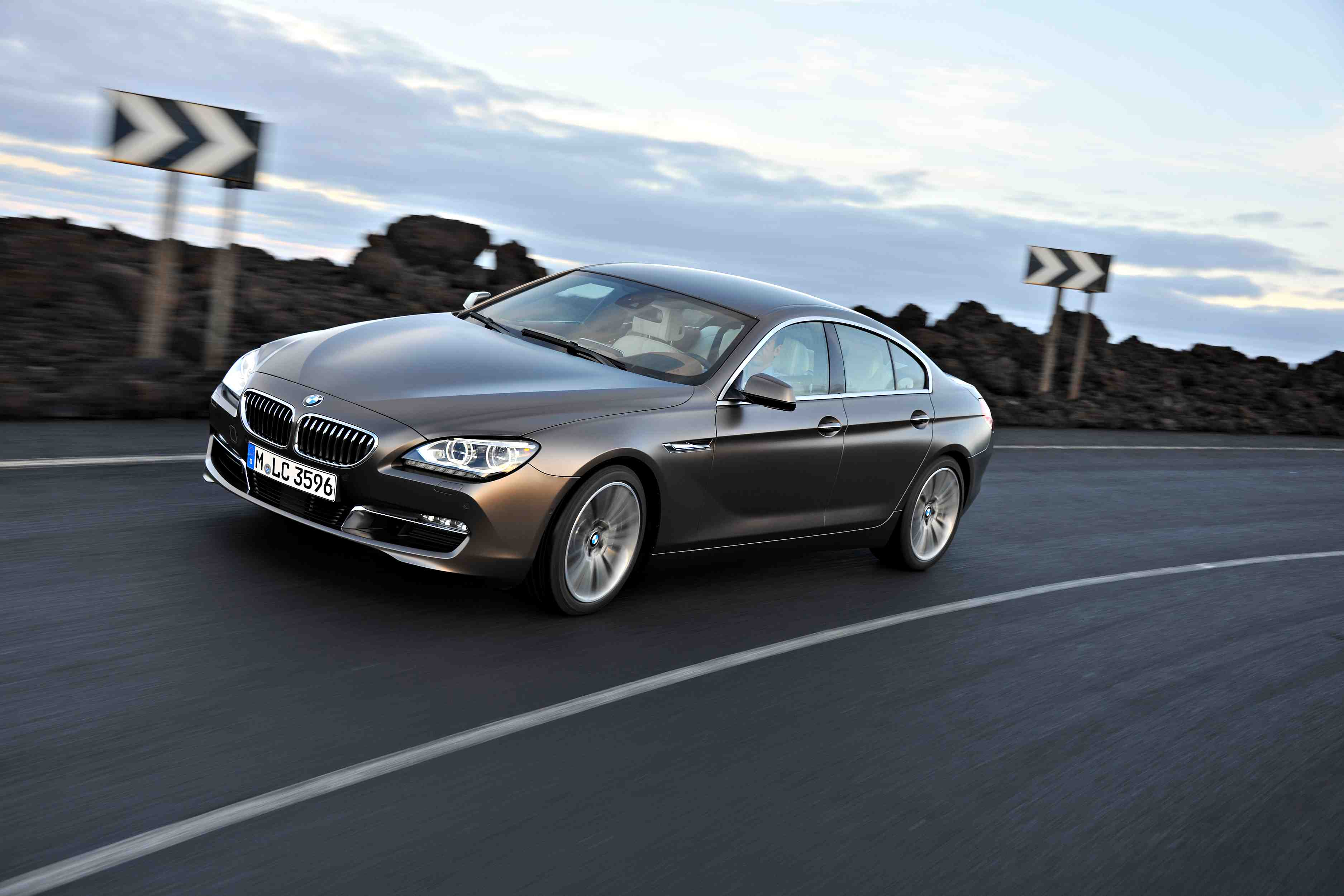 BMW 6er Gran Coupe photo 09