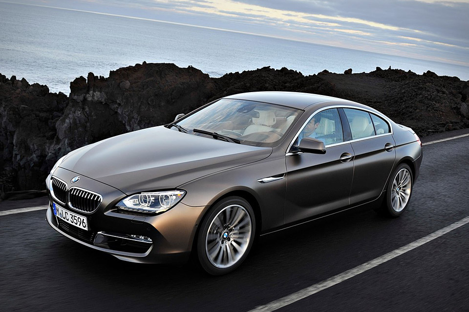 BMW 6er Gran Coupe photo 10